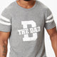 The Dad football t-shirt