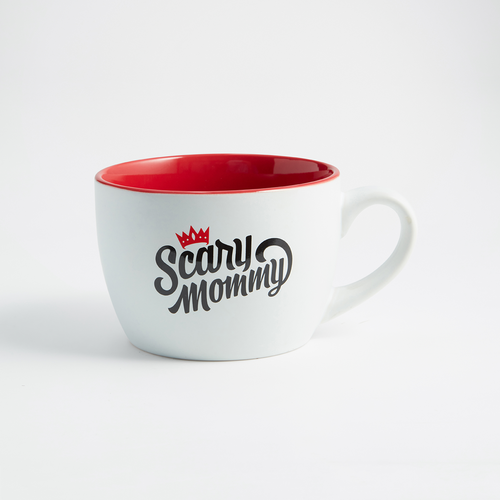 Scary Mommy coffee mug