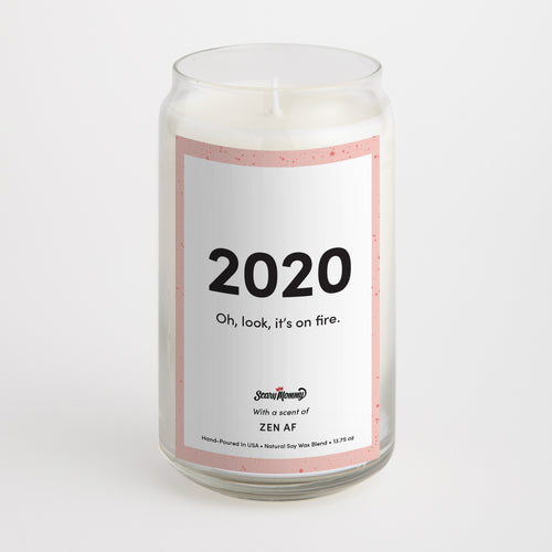 2020 In a Nutshell Candle gift set