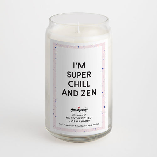 Super Chill And Zen candle