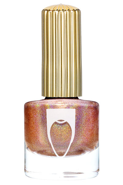 Disco Dust hologram nail polish