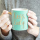 Mint Boss Lady Coffee Mug