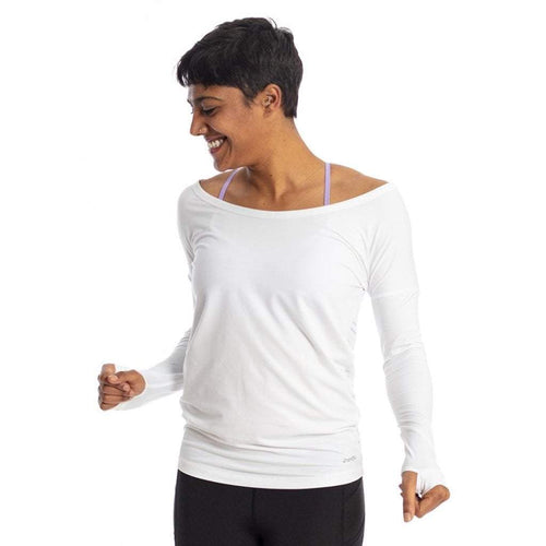Peek-A-Breeze Long Sleeve