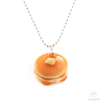 Scented or Unscented Pancake Necklace