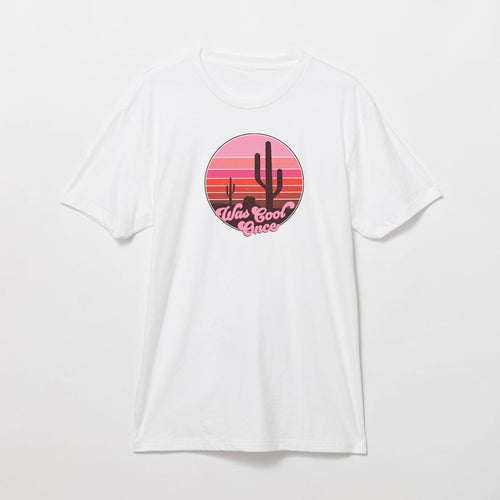 Was Cool Once Cactus t-shirt