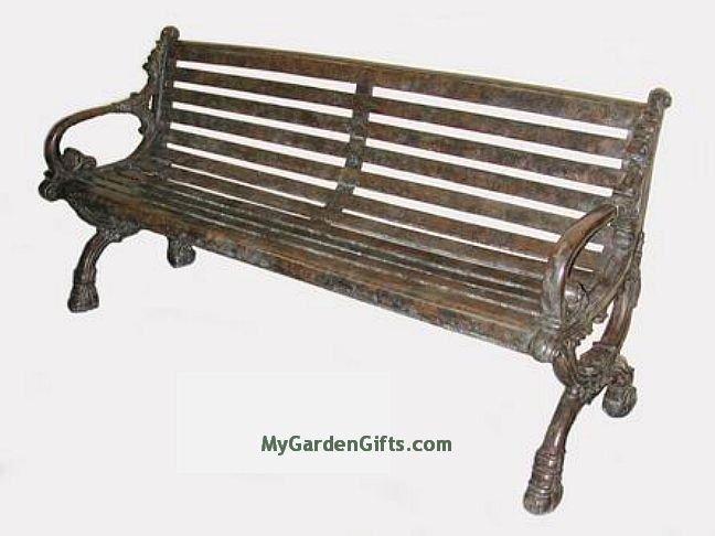 Groovy Garden Benches Timelessbronze Com Gmtry Best Dining Table And Chair Ideas Images Gmtryco