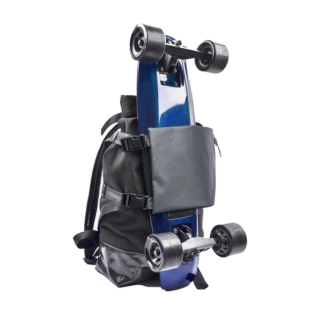 Lou Board Electric Skateboard Backpack | SoFlow Electric Skateboards