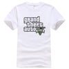 GTA Five Short Sleeve Gamer T-Shirt - Pro Game Stop