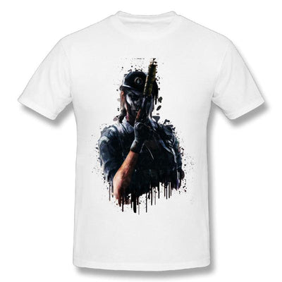 Casual Gamer Rainbow Six T-Shirt - Pro Game Stop