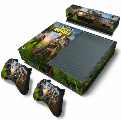Xbox One Fortnite Sticker Decal - Pro Game Stop