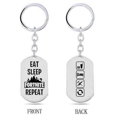 Fortnite Lifestyle Keychain Tag - Pro Game Stop
