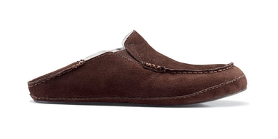 Moloā Slipper | Dark Java / Dark Java