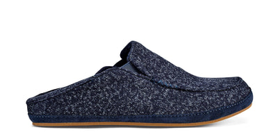 Moloā Hulu Slipper | Trench Blue / Trench Blue