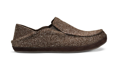 Moloā Hulu Slipper | Dark Wood / Dark Wood | Image 1