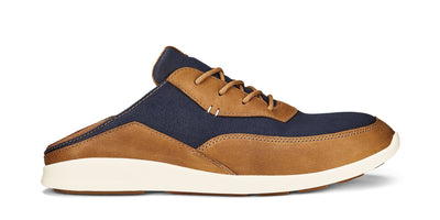 Kihi | Trench Blue / Tan