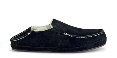 Nohea Slipper | Black / Black