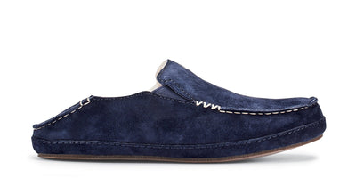 Nohea Slipper | Trench Blue / Trench Blue