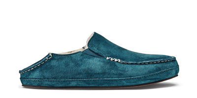 Nohea Slipper | Pacific Green / Pacific Green