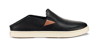 Pehuea Leather | Black / Black