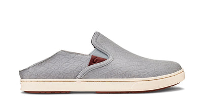 Pehuea Leather | Pale Grey Kapa / Pale Grey