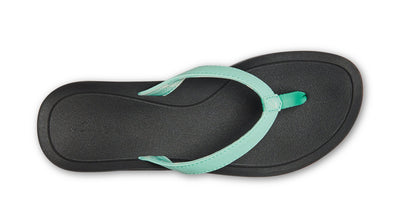 Pi'o Lua | Green Aqua / Black