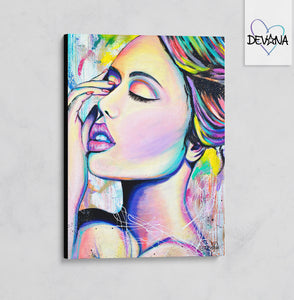 CANVAS PRINT | SENSUAL BEAUTY