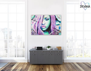 CANVAS PRINT | CONTEMPLATE