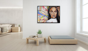 CANVAS PRINT | FLAWLESS
