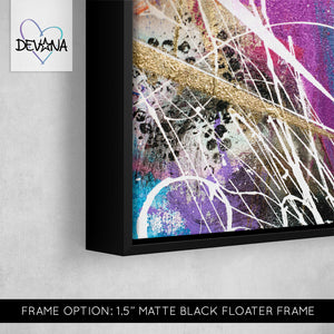 CANVAS PRINT | INFERNO