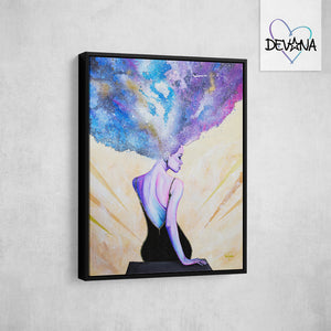CANVAS PRINT | FROM A DIFFERENT GALAXY