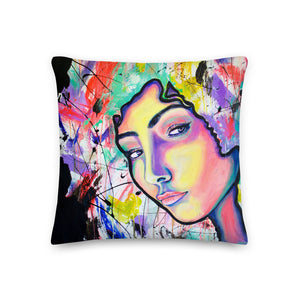 Crazy Thoughts - Premium Pillow