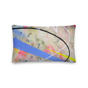 Flawless Abstract - Premium Pillow