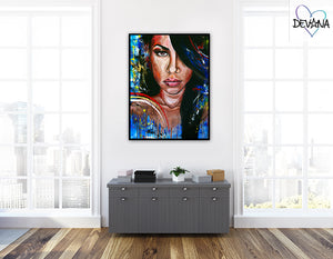 CANVAS PRINT | ONE IN A MILLION
