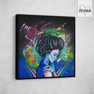 CANVAS PRINT | QUEEN