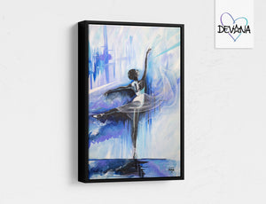CANVAS PRINT | TONIC ELEGANCE