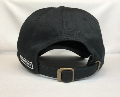 "The ""Dad Hat"" Black"