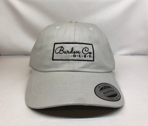 "The ""Dad Hat"" Grey"