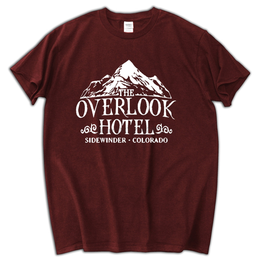 Horror Movie T-Shirt The Shining Overlook Hotel