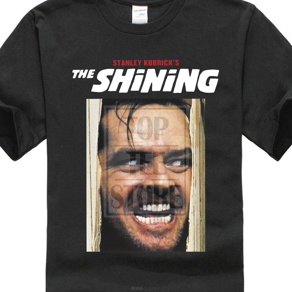 Horror Movie T-Shirt The Shining Jack Nicholson