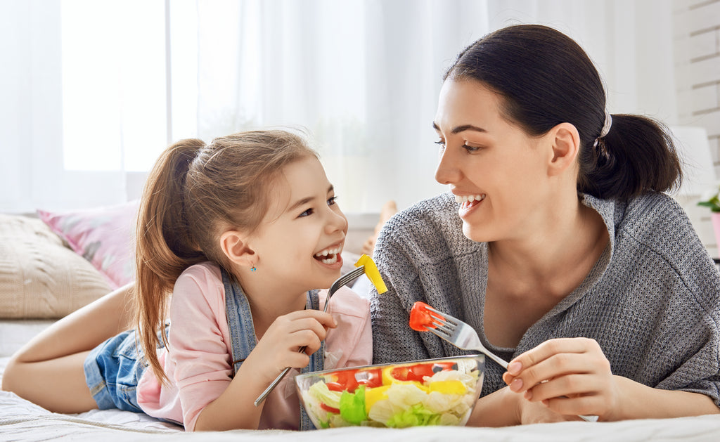 10 Healthy Eating Tips for Kids