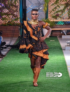 JUNE HIGHLIGHT: A great feeling it was in that Afrocentric makeup look – Wiyaala