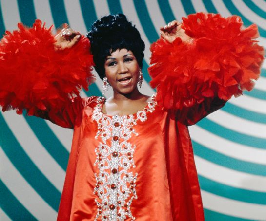 OCTOBER HIGHLIGHT: Aretha Franklin Was Calling For Diversity In Fashion In The '80s