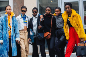 APRIL HIGHLIGHT: 17 Models Bringing Their Black Girl Magic to the Fashion Week Runways