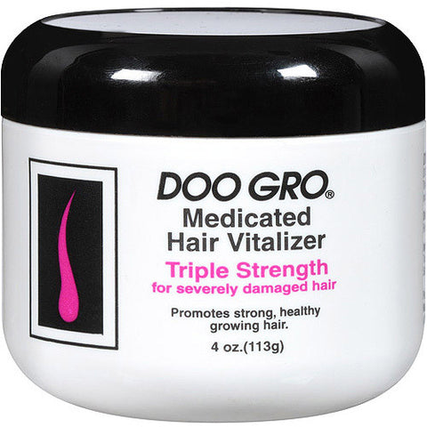 Hair Vitalizer Triple Strength for Severely Damaged Hair, 4 oz