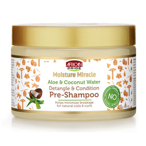 Afro Pride Moisture Miracle Pre-Shampoo