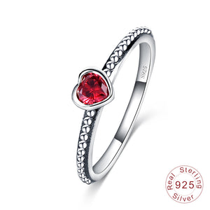 New Love Heart Romantic Ring