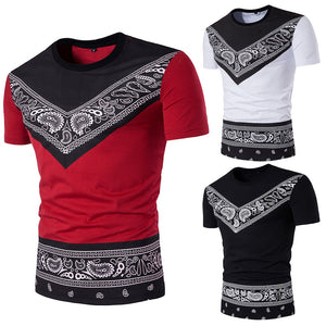 Afro Style Hot Men's Casual Shirts