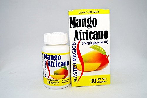 Mango Africano Master Magic African Mango - 30 Day