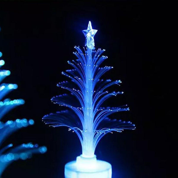 New Year / Holiday / Christmas Tree Color Changing LED Night Light  Home Deco.