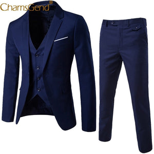 Newly Design 3-Pieces Men Tuxedo Suits